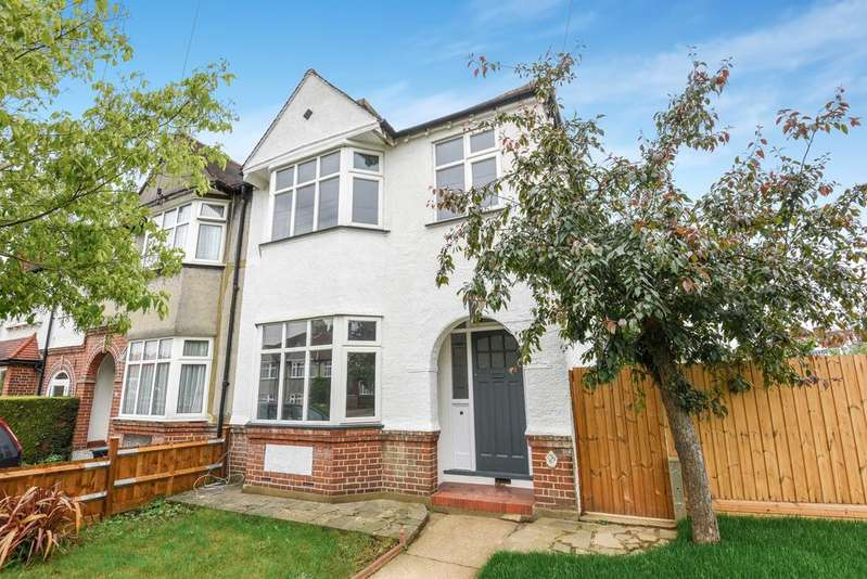 3 Bedrooms End Of Terrace House for sale in Rose Walk West Wickham BR4
