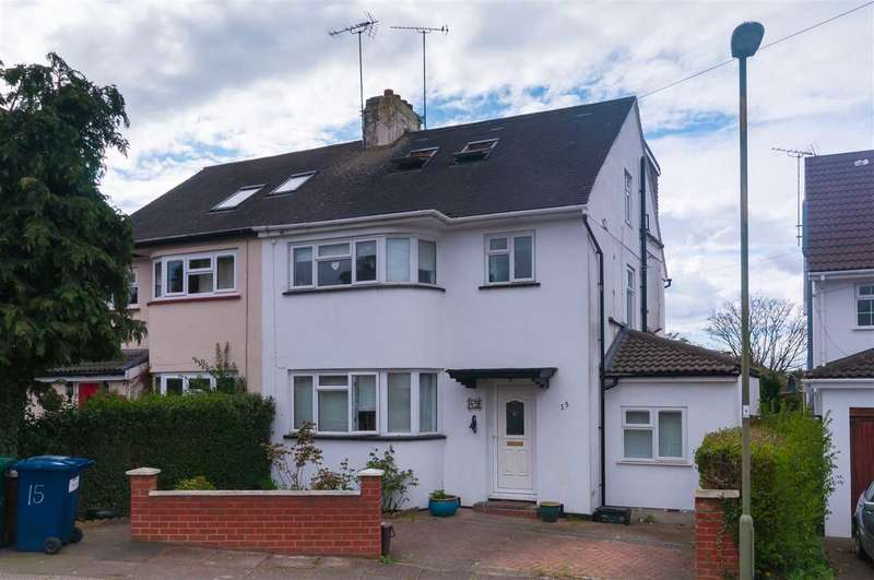 7 Bedrooms Semi Detached House for sale in Fernside Avenue, Mill Hill