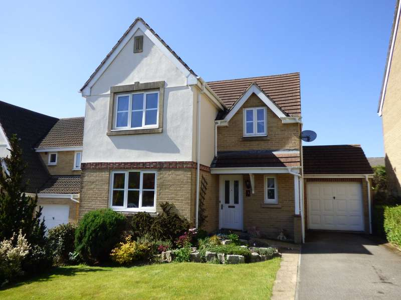 4 Bedrooms Detached House for sale in Okehampton