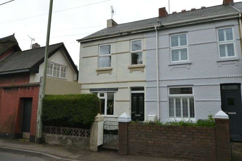 3 Bedrooms Cottage House for sale in IDDESLEIGH TERRACE, EXTON