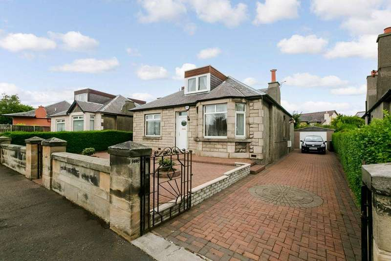 4 Bedrooms Detached Bungalow for sale in 86 Wakefield Avenue, Craigentinny, EH7 6TW
