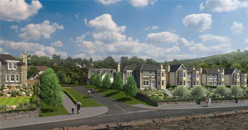 3 Bedrooms Flat for sale in Flat 21 Victoria Hydro Gardens, Innerleithen Road, Peebles, EH45