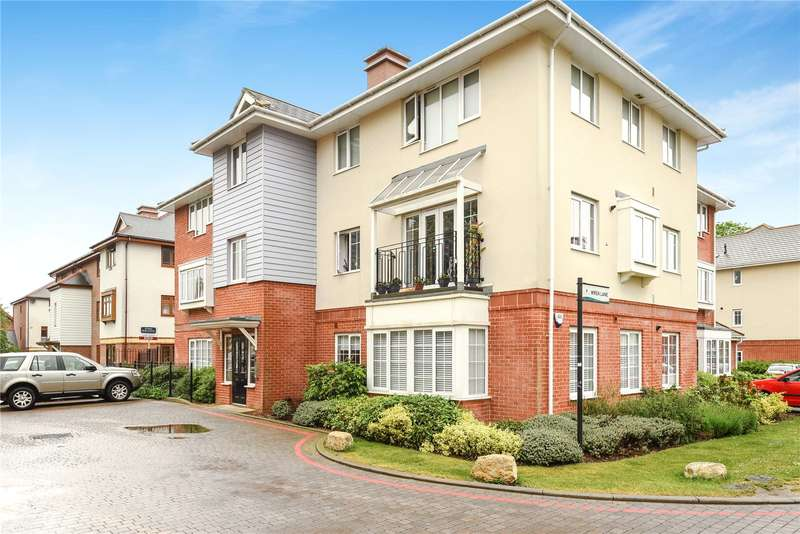 2 Bedrooms Apartment Flat for sale in Sandridge Court, 47 Flowers Avenue, Ruislip, Middlesex, HA4