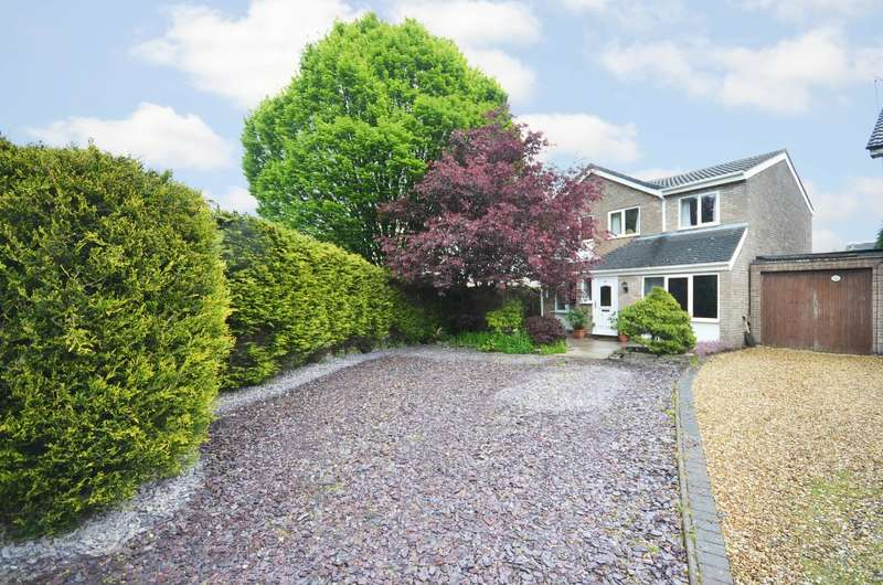 4 Bedrooms Detached House for sale in ****NEW**** Avion Close, Meir Park, ST3 7QP