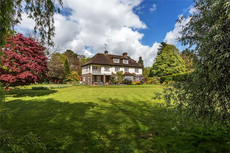 8 Bedrooms Detached House for sale in Ballards Lane, Oxted, Surrey, RH8