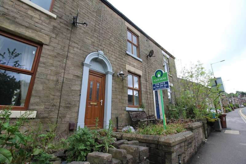 2 Bedrooms Property for sale in Huddersfield Road, Waterhead, Oldham, OL4