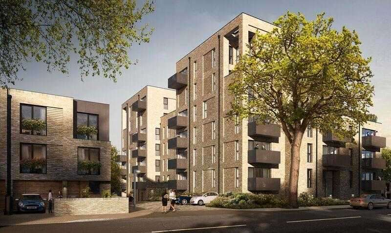 2 Bedrooms Apartment Flat for sale in Cambium, Southfields