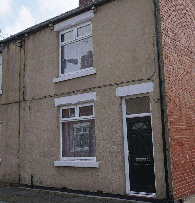 2 Bedrooms Terraced House for sale in Newton Street, Ferryhill