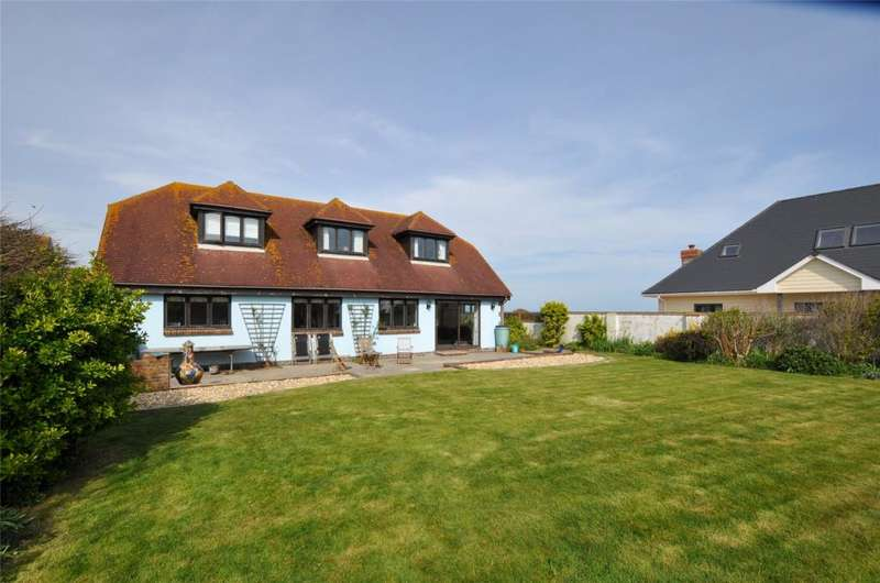 5 Bedrooms Detached House for sale in Oval Lane, Selsey, Chichester, West Sussex, PO20