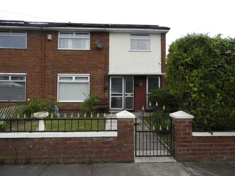 3 Bedrooms Semi Detached House for sale in Quarry Bank, Northwood