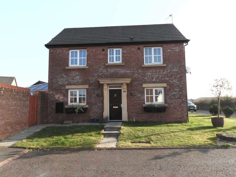 3 Bedrooms Detached House for sale in Lewis Walk, Littledale