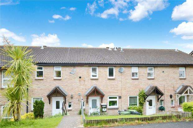 2 Bedrooms Terraced House for sale in Fouracre Way, Kingsteignton, Newton Abbot, Devon