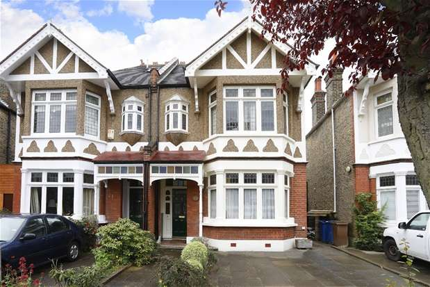 4 Bedrooms Semi Detached House for sale in Turney Road, Dulwich