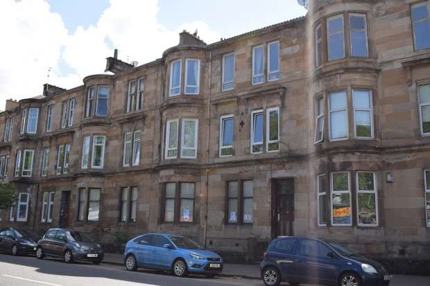 2 Bedrooms Flat for sale in 397 Paisley Road West, Flat 0/1, Ibrox, G51