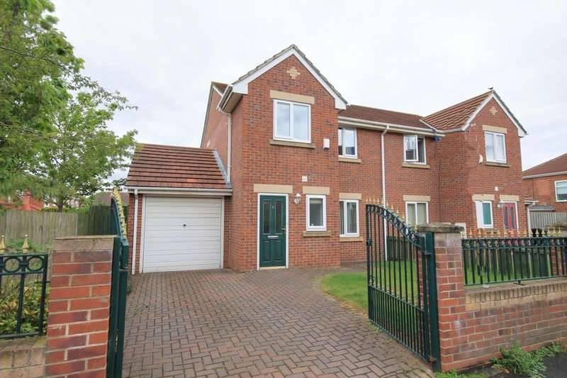 3 Bedrooms Semi Detached House for sale in Ravensworth Road, Birtley, DH3