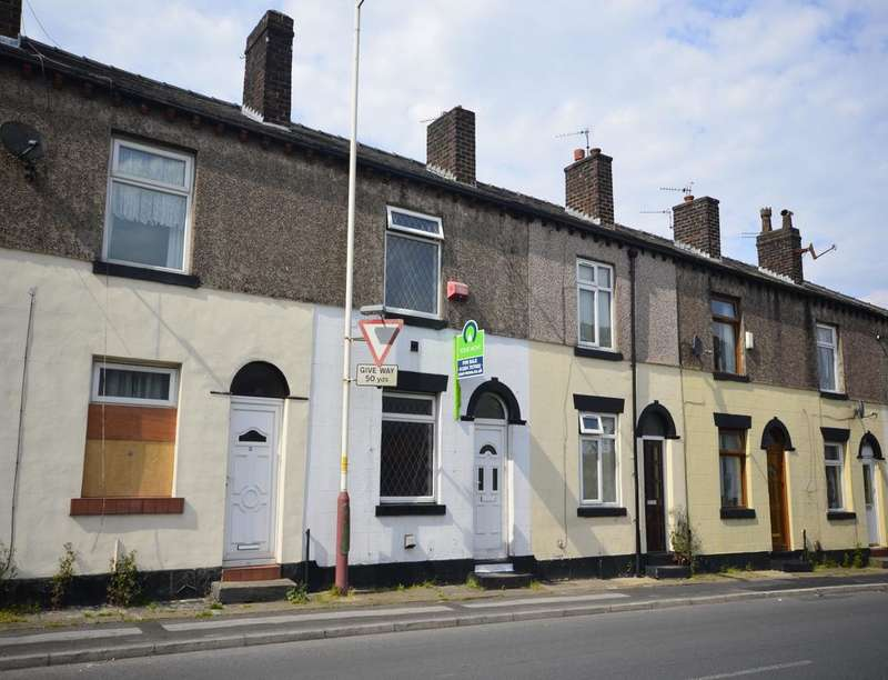 2 Bedrooms Property for sale in Harrowby Street, Farnworth, Bolton, BL4