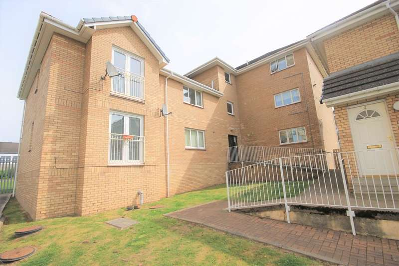 2 Bedrooms Flat for sale in Grange Court, Motherwell