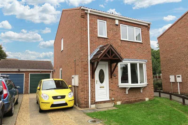 3 Bedrooms Detached House for sale in Willow Court, Sleaford