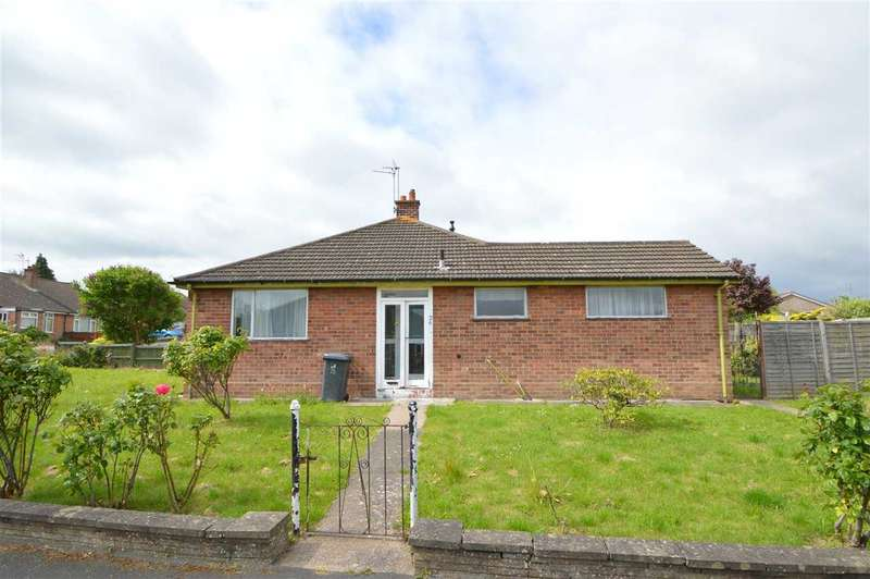 2 Bedrooms Semi Detached Bungalow for sale in Beech Avenue, Keyworth, Nottingham
