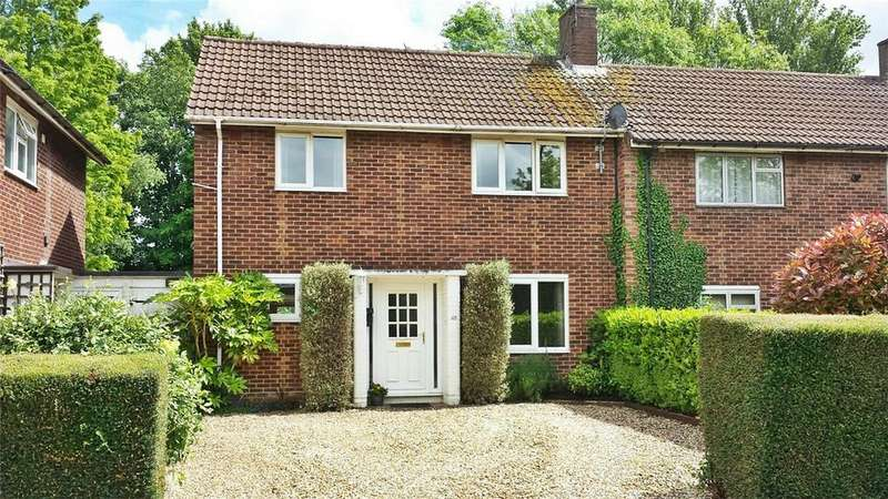 3 Bedrooms End Of Terrace House for sale in Bushey Ley, WELWYN GARDEN CITY, Hertfordshire