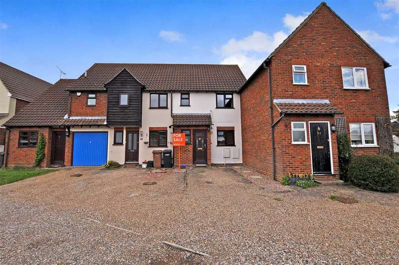 2 Bedrooms Terraced House for sale in Lionfield Terrace, Chelmsford