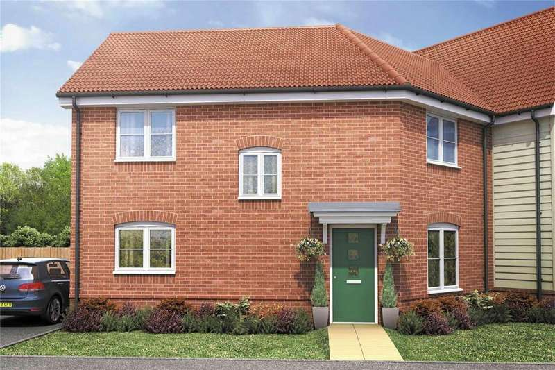 3 Bedrooms End Of Terrace House for sale in London Road, Attleborough