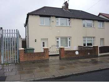 3 Bedrooms End Of Terrace House for sale in Finborough Road, Walton, Liverpool