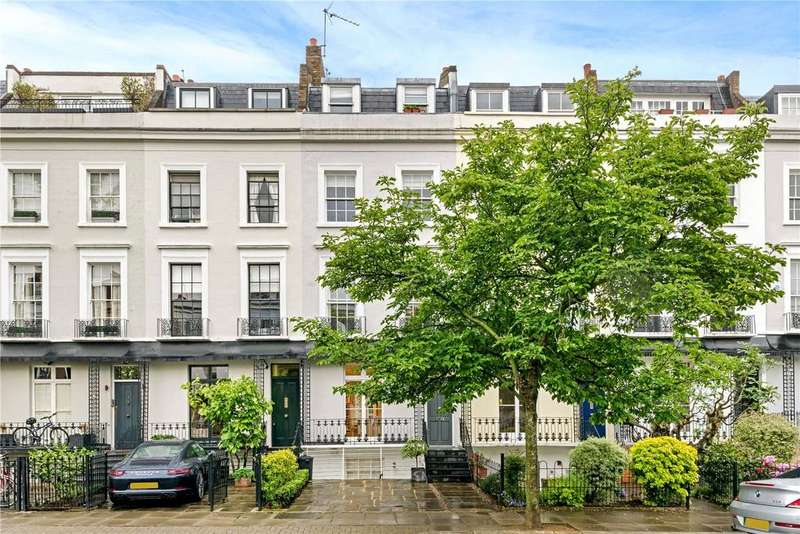 4 Bedrooms Terraced House for sale in Northumberland Place, London, W2