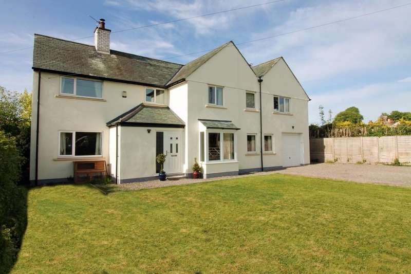 5 Bedrooms Detached House for sale in Crosby-on-Eden, Carlisle