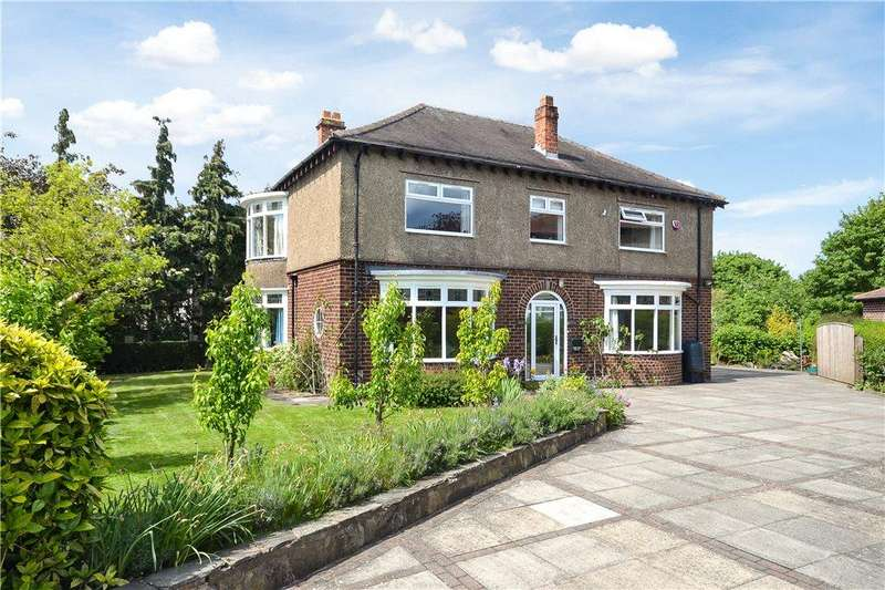 4 Bedrooms Detached House for sale in The Spital, Yarm, Stockton-On-Tees
