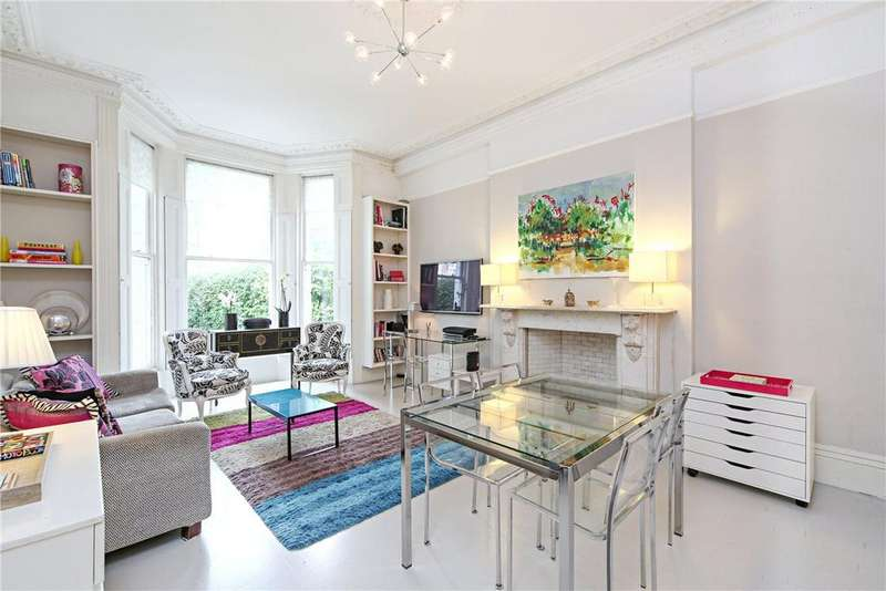 2 Bedrooms Apartment Flat for sale in Elsham Road, Holland Park, London, W14