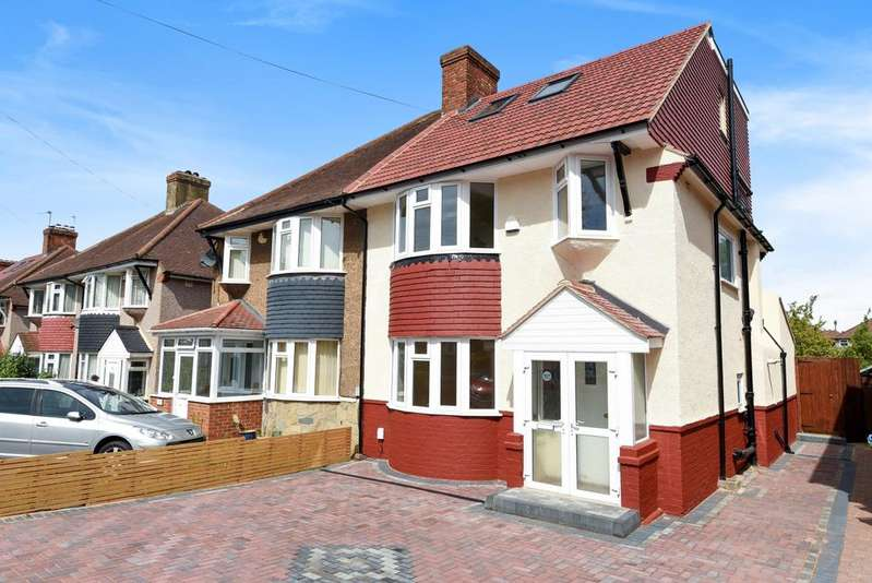4 Bedrooms Semi Detached House for sale in Wricklemarsh Road, London, SE3