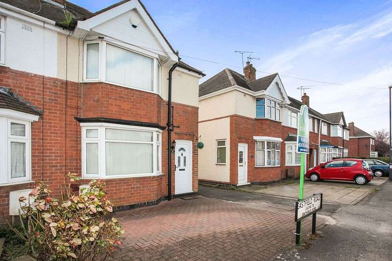 3 Bedrooms Property for sale in Eastfield Road, Nuneaton, CV10