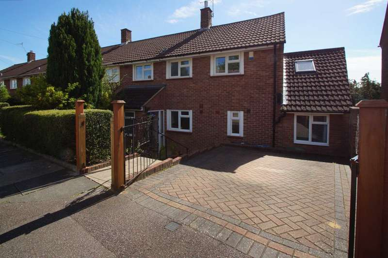 4 Bedrooms End Of Terrace House for sale in White Hill, Hemel Hempstead