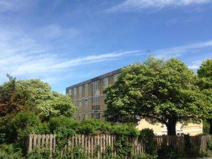 2 Bedrooms Flat for sale in Ascension House, Moorfields Road, Bath, Somerset