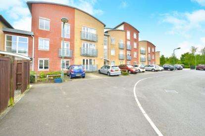 2 Bedrooms Flat for sale in Oldham Rise, Medbourne, Milton Keynes, Buckinghamshire
