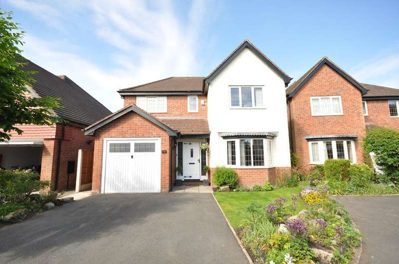4 Bedrooms Detached House for sale in Newlands Avenue, Penwortham, Preston, Lancashire, PR1 0QY