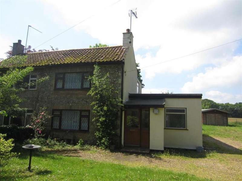 3 Bedrooms Semi Detached House for sale in Brandon Road, Methwold, Thetford
