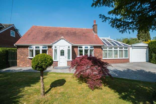 3 Bedrooms Detached Bungalow for sale in Ridgeway Road, Timperley