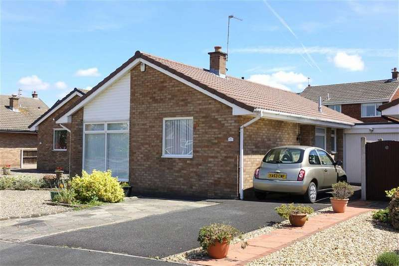 2 Bedrooms Detached Bungalow for sale in Northwood Close, Lytham