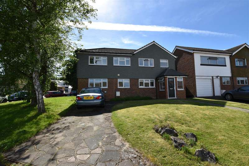 4 Bedrooms House for sale in Daneshill Close, Redhill