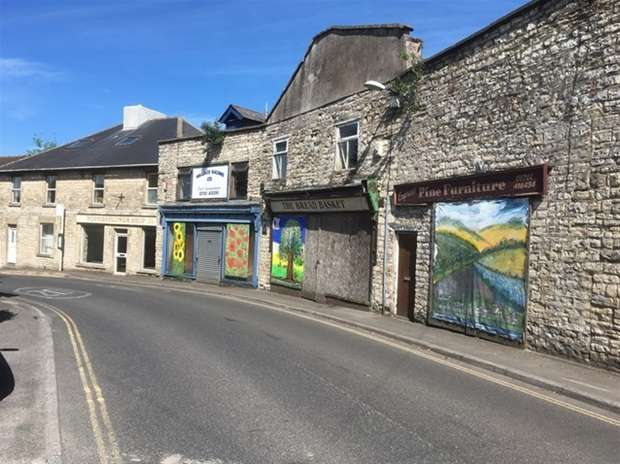 Property for sale in High Street, Paulton, Bristol