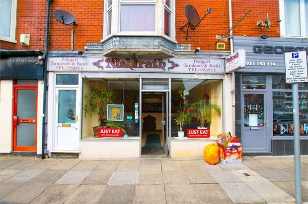 Commercial Property for sale in Cowbridge Road East, Cardiff, South Glamorgan