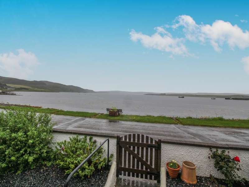 4 Bedrooms Detached House for sale in Rose Cottage, Aultbea, Achnasheen, IV22