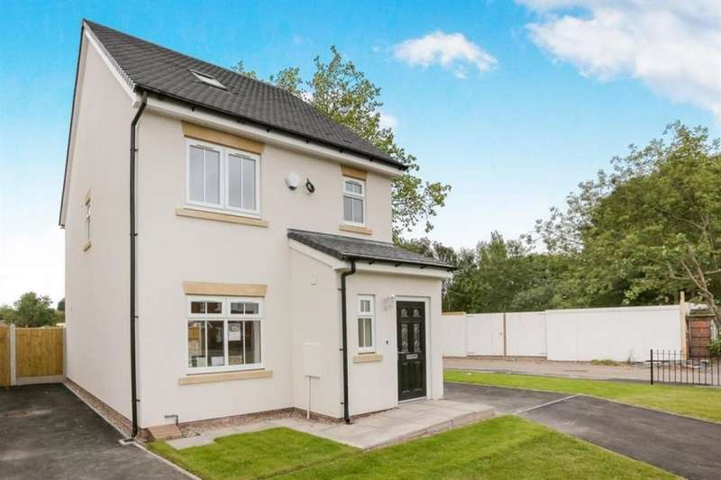 4 Bedrooms Detached House for sale in Ash, Ikon Avenue, Wolverhampton, WV6