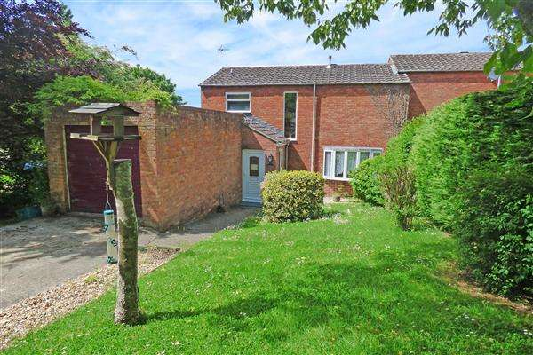 3 Bedrooms Semi Detached House for sale in Copper Beech, 1 Locks Lane, Wincanton