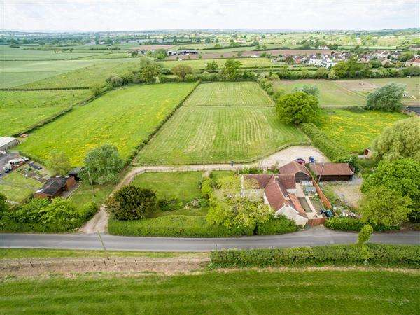 4 Bedrooms Cottage House for sale in Yew Tree Cottage, Green Lane, Stour Row, Shaftesbury