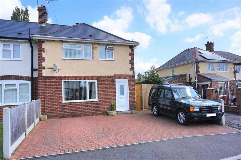 3 Bedrooms Semi Detached House for sale in Vernon Road, Chesterfield, S40