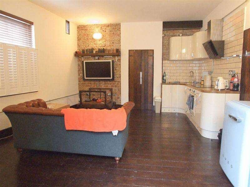 1 Bedroom Apartment Flat for sale in Lower Addiscombe Road, Croydon