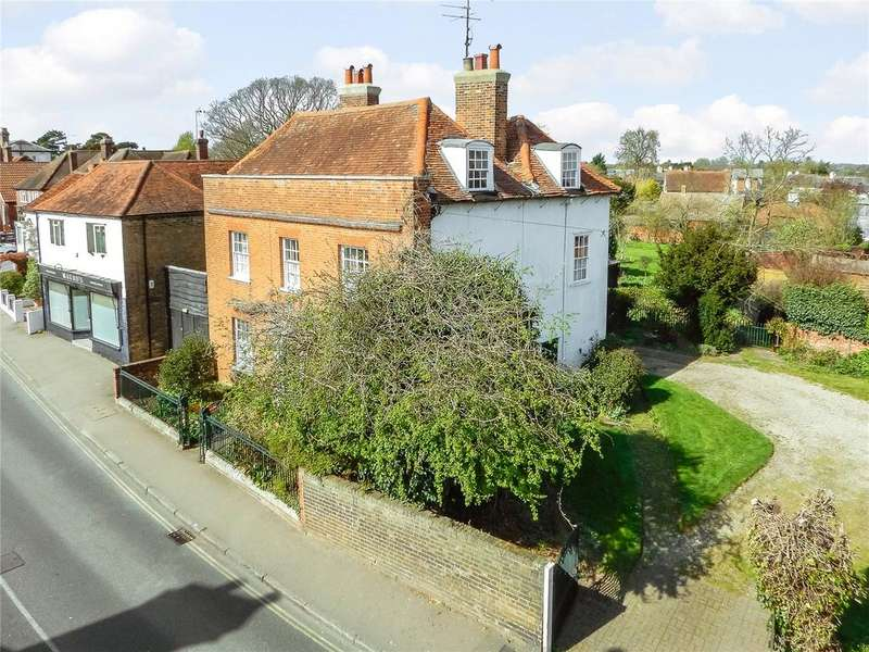 4 Bedrooms House for sale in The Green, Writtle, Chelmsford